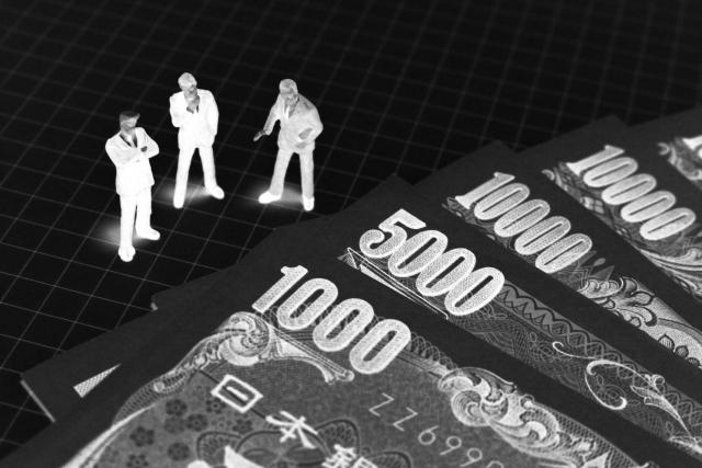 ブラック流・お金の作り方
