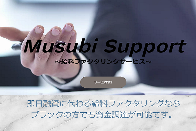 musubi support HP